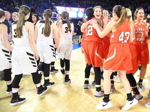 Tssaa Class A Quarterfinals Pickett County Bounded From Tournament