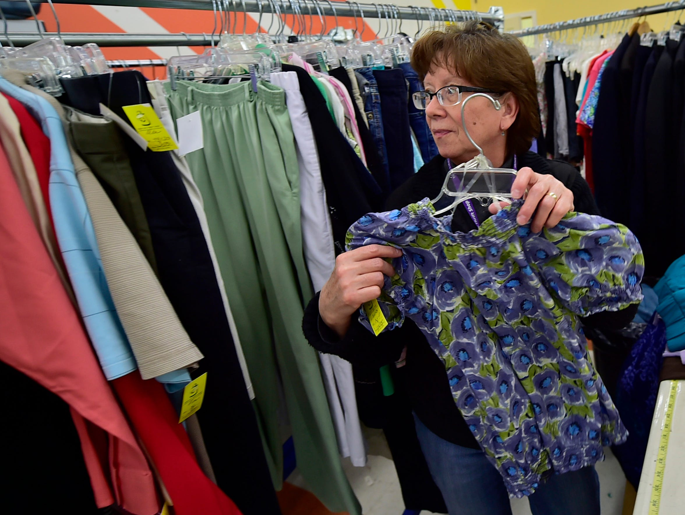 New Life Thrift Shop is located at 39 Warm Spring Road, adjacent to Sunnyway Foods.