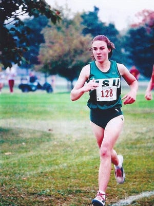 Leah Nilsson Kareti, who had success as a runner at Williamston and Michigan State, is headed into the Greater Lansing Sports Hall of Fame.