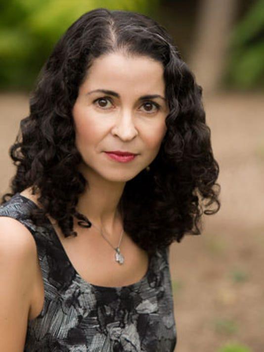 Laila Lalami, author, courtesy