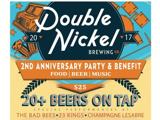 Double Nickel's throwing a party to mark its second