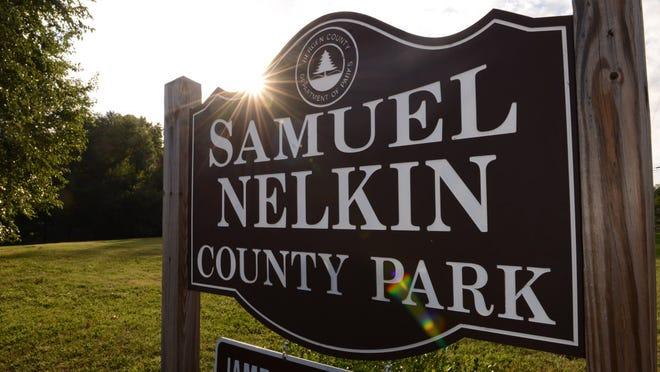 Samuel Nelkin County Park in Wallington.
