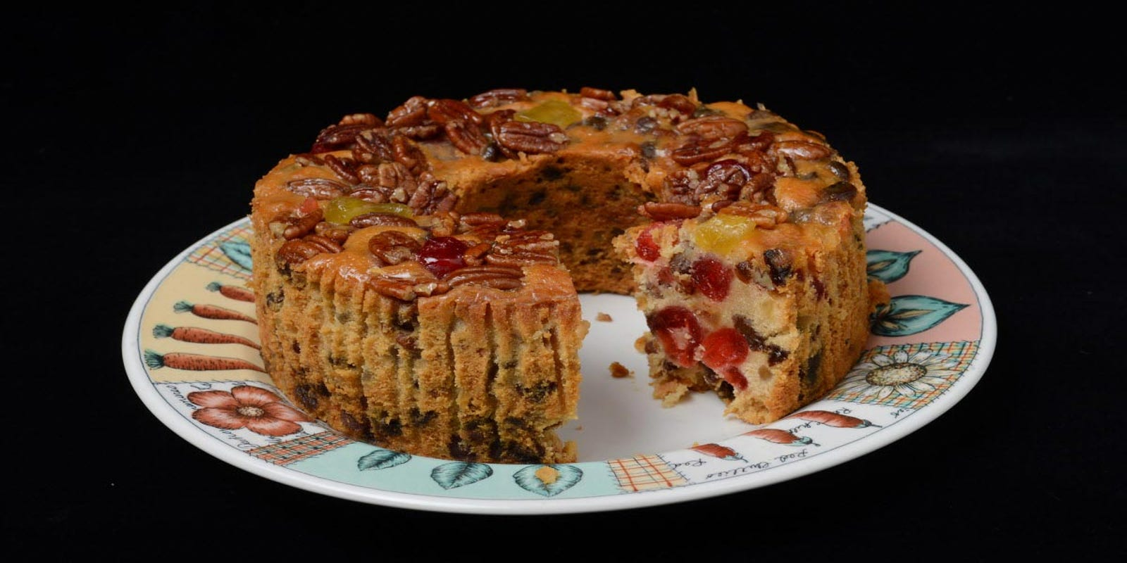 Amazing Vintage Ap Fruitcake Recipe And Brand Name For Sale Funny Birthday Cards Online Chimdamsfinfo