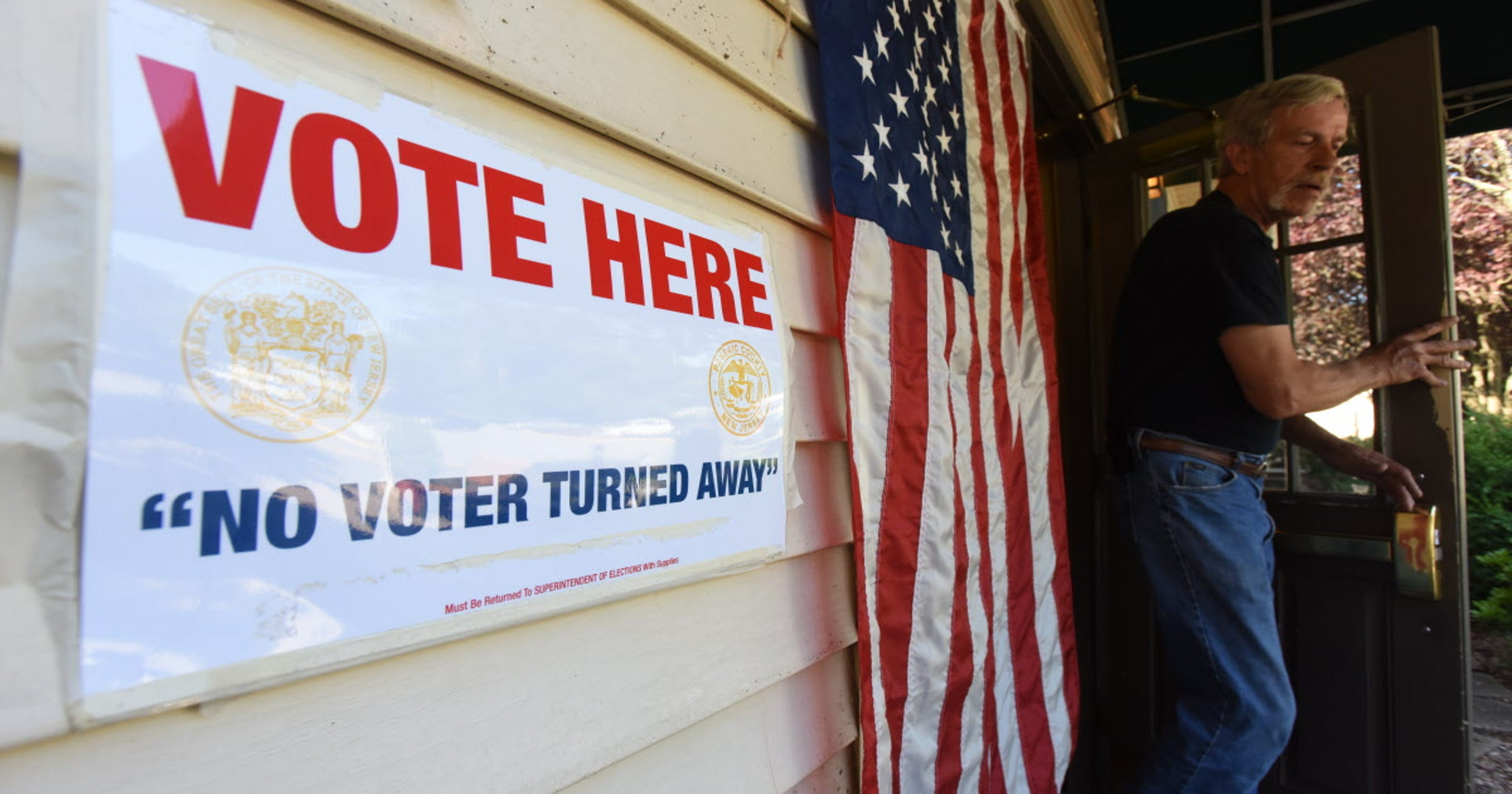 NJ Election 2018 Competition Drove Voters To Turn Out In Big Numbers