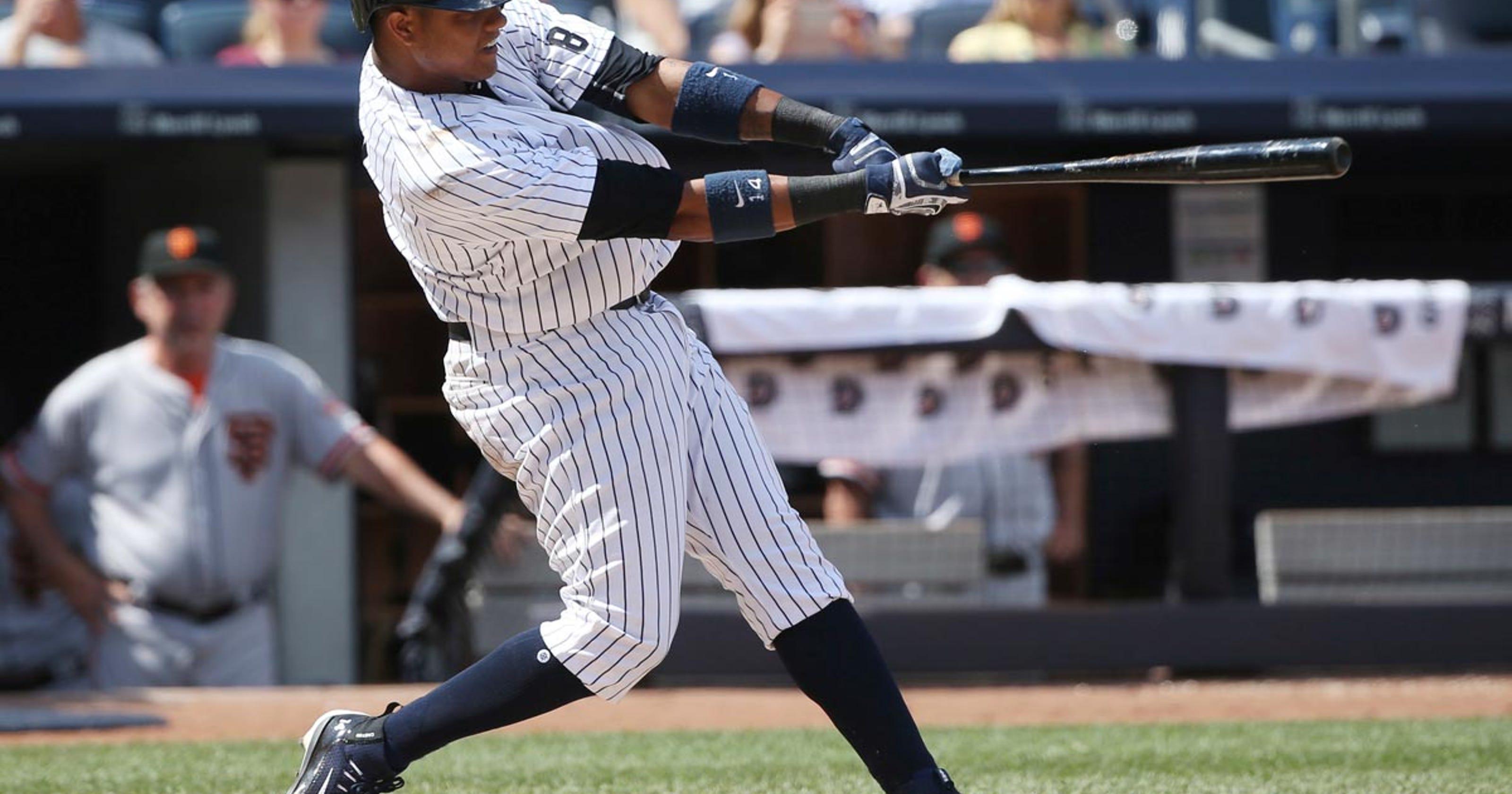 reputable site 44ae7 139cf Yankees beat Giants, 5-2
