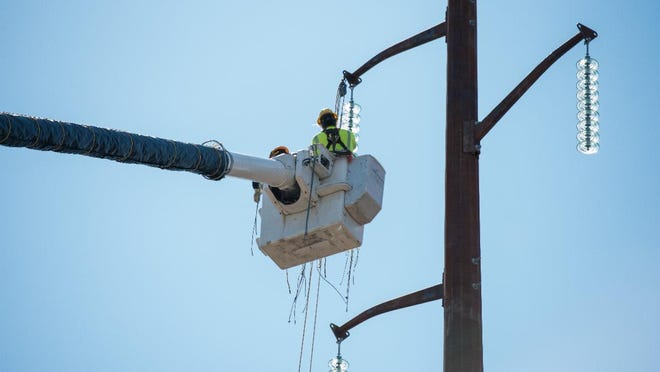 The Seacoast Reliability Project was energized on Friday, May 29.