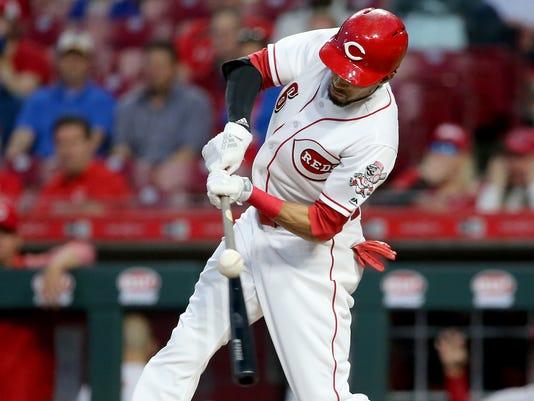 043018 REDS, Cincinnati Reds baseball