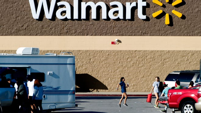 Springfield police are investigating a death at the local Walmart.
