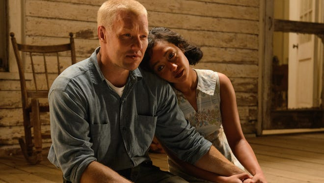 "Joel Edgerton and Ruth Negga star in ""Loving."""