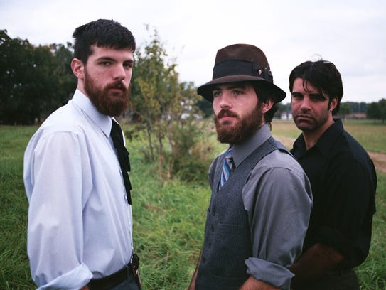 The Avett Brothers, 2005.