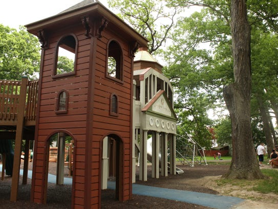 OurSpace Park, located in Binghamton's Recreation Park,