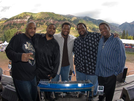 The Lee Boys bring funk and gospel together at 9 p.m.