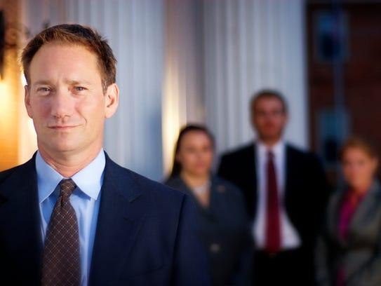Dagsboro attorney Stephen P. Norman