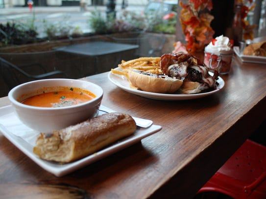 The Colonia's 2016 Fall Restaurant Week options included