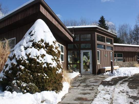 The Waterman Conservation Education Center is located