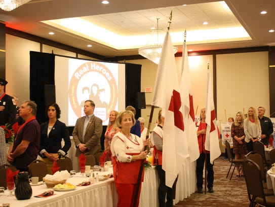 The American Red Cross Ninth Annual Real Heroes Breakfast
