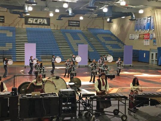 MPHS Drumline