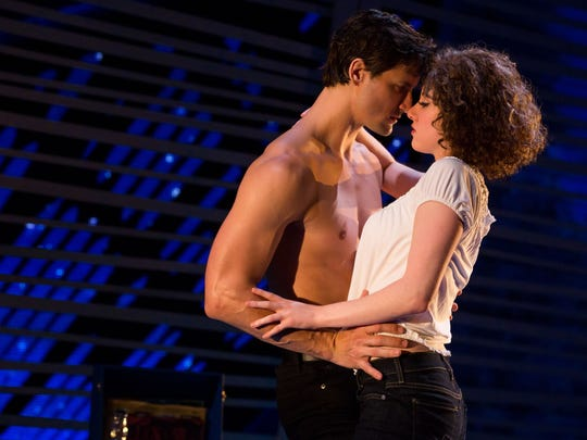 """""""Dirty Dancing"""" comes to Clowes Hall June 9-14."""