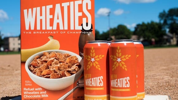 Hefe Wheaties from Fulton Brewery.