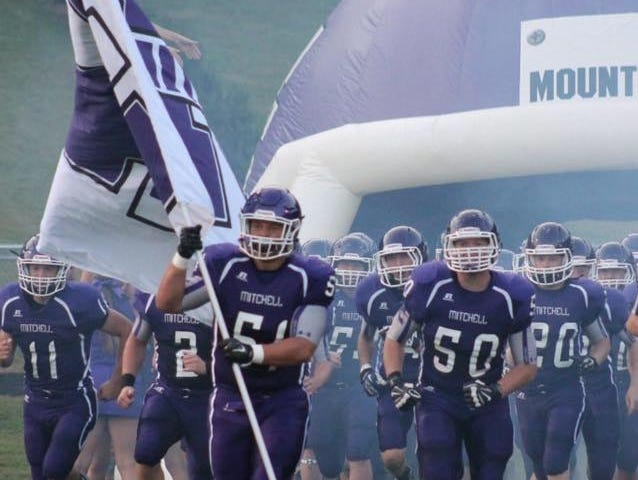 Mitchell is home for Friday's 1-AA Western Regional championship game.