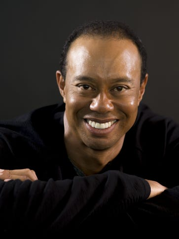 Best book about tiger woods