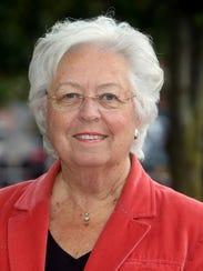 Assemblywoman Sandra Galef.