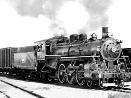 Engine No. 148 was one of several engines that U.S.