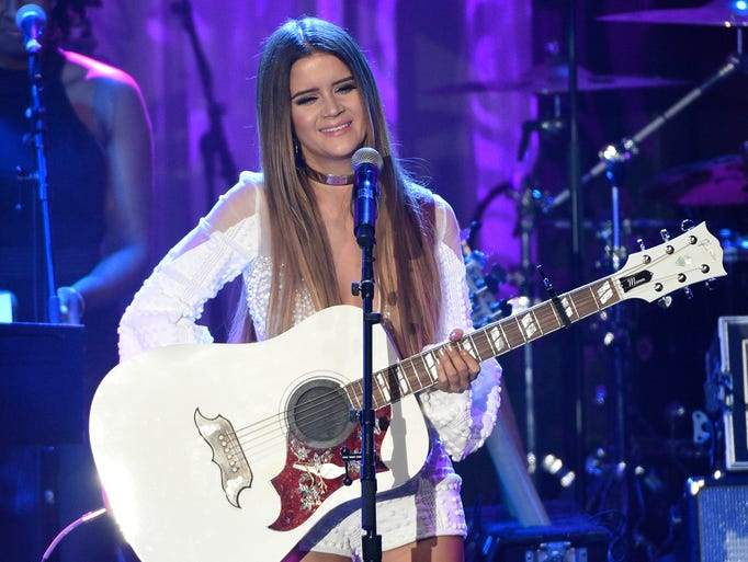 Maren Morris was named ACM's New Female Vocalist of