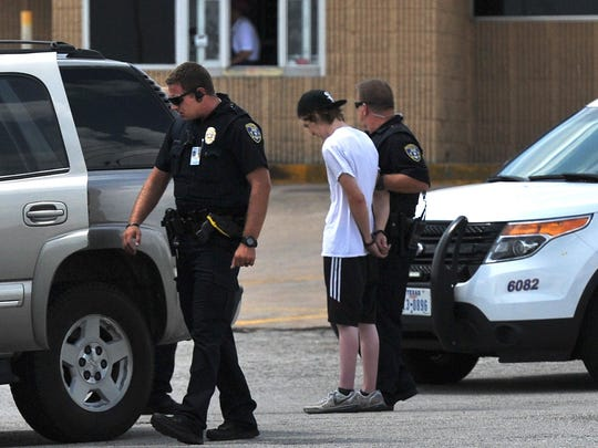 Wichita Falls police arrest Kody Austin Lott, 20, on