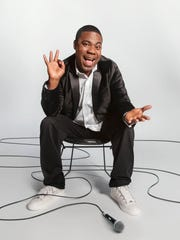 """Tracy Morgan will sign copies of his new book """"The"""