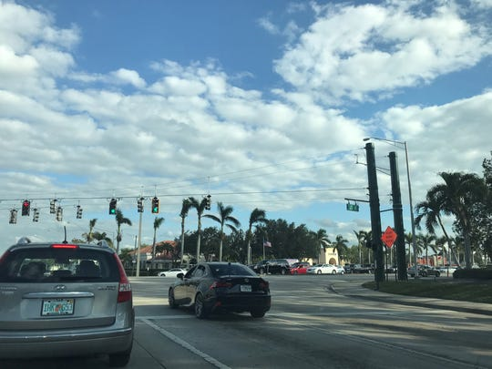 Florida has a lot of residents. A high population means more traffic and more crowding.