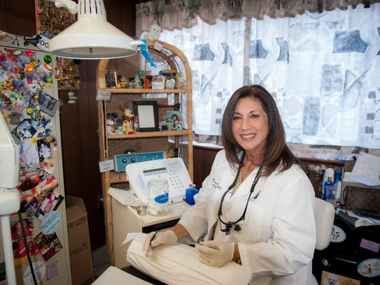 Ann Marie Preston owns AMP Electrolysis in Oceanport.