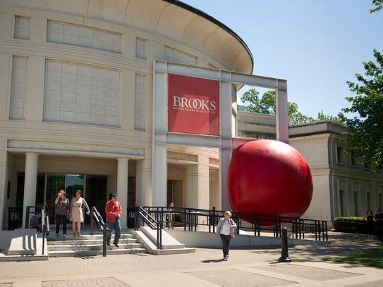 The Brooks Museum of Art