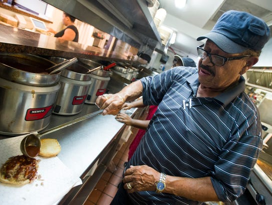 Jim Neeley opened Neely's Interstate Barbecue in 1978.