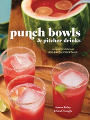 """""""Punch Bowls & Pitcher Drinks"""" by Jeanne Kelley and"""