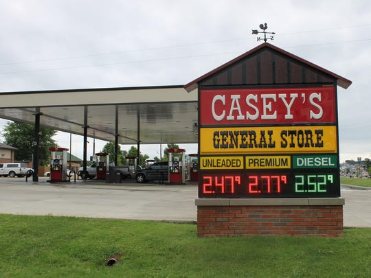 Mountain Home has regular gas under $2.50 per gallon as of Thursday. Gasoline prices in Arkansas are nearly a dollar less than this time last year, according to GasBuddy.com.
