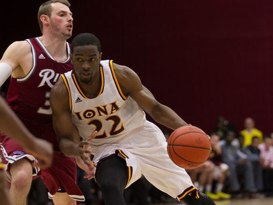 Sean Armand Iona men's basketball