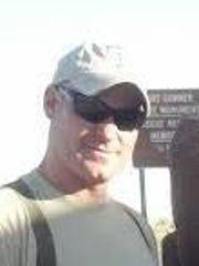 Tech. Sgt. Marty Bettelyoun