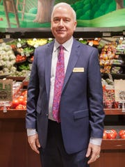 Doug Busch, owner of Busch's Fresh Food Markets, which donates 600,000 to 700,000 pounds to Forgotten Harvest every year.