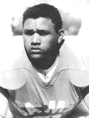 Dock Rone, seen here in 1967, was an important part of the integration of the University of Alabama football team, a topic that is examined in the new documentary 'Three Days at Foster'.