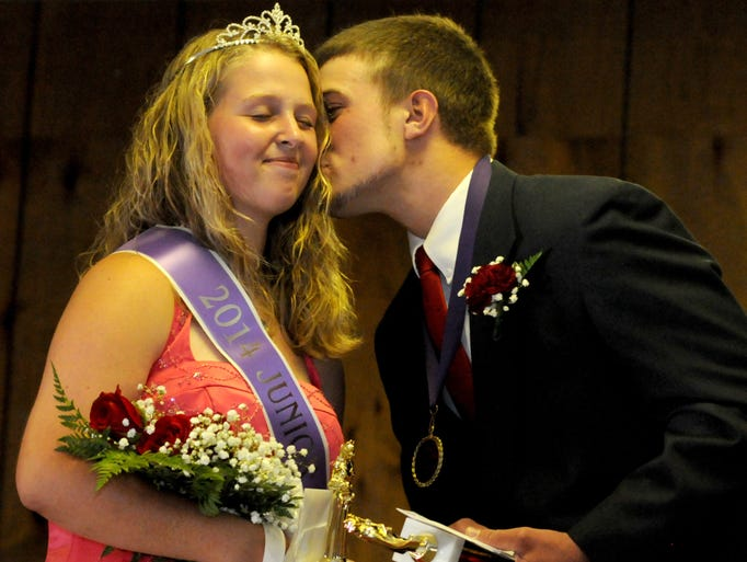 Sunday, August 3, 2014  Richland County Junior Fair King and Queen Pageant and Coronation