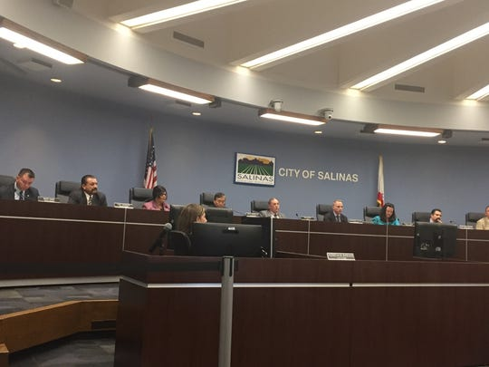 Salinas City Council votes on the Community Choice Energy Program on Tuesday night