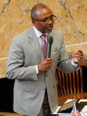 Rep. Robert Johnson III, D-Natchez
