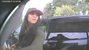 Female suspect from bank security footage