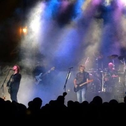 .38 Special will perform at the West Texas Food Truck