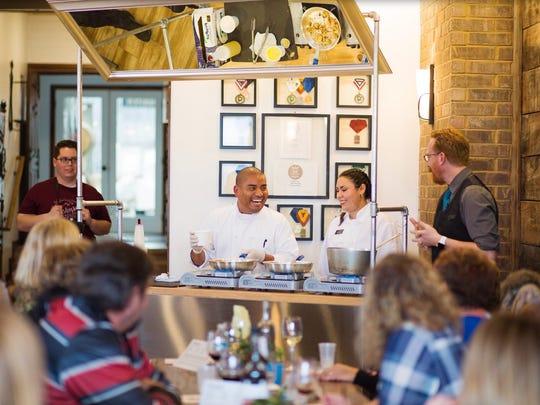 Chef Gerardo Reyes of Chef Alfredo's Ristorante Italiano