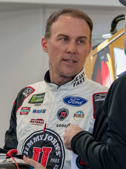 2018-03-09-Kevin Harvick-penalties