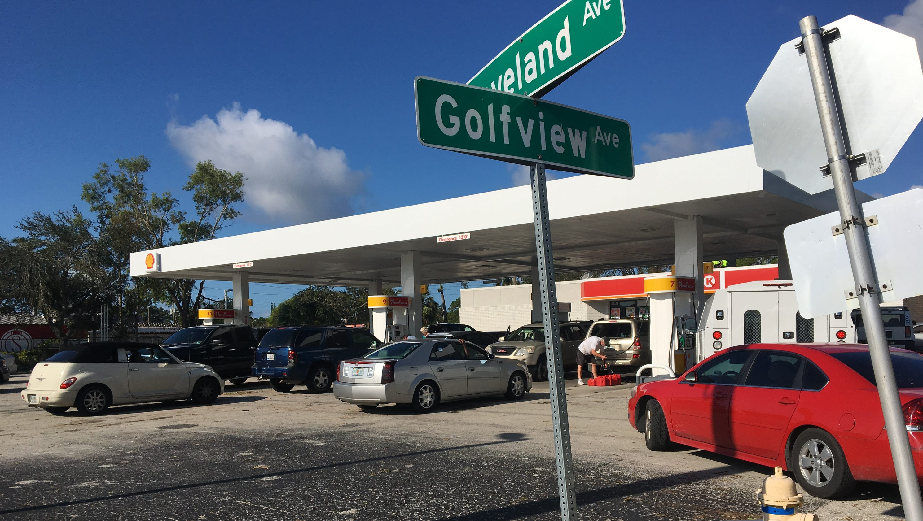 hurricane irma update be prepared to wait for gas supplies