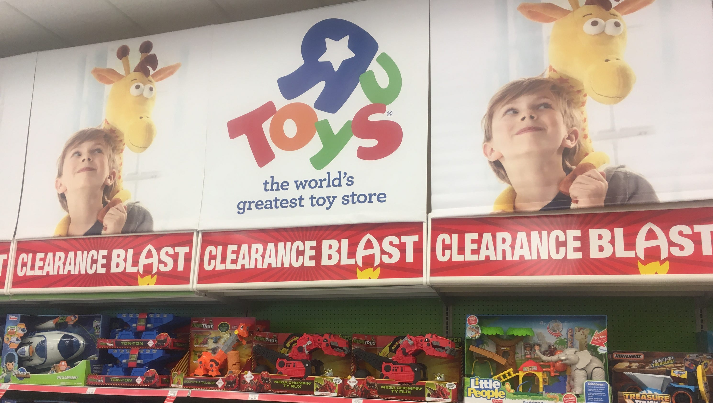 Toys r us once ahead of the retail game has been playing catch up hexwebz Image collections