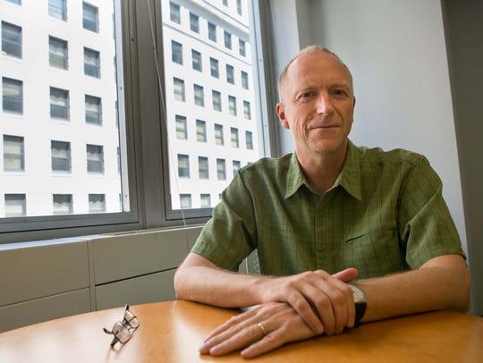 Thorkil Sonne, founder of Specialisterne, a Denmark